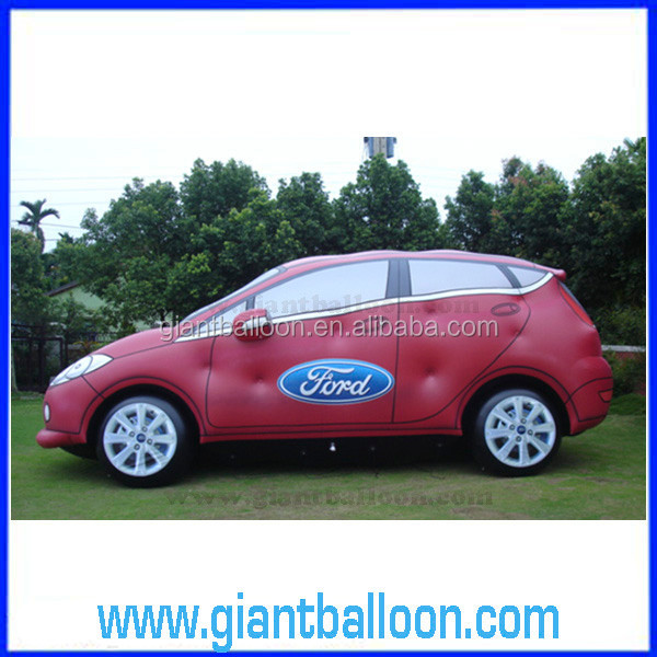 Giant Inflatable car model Advertising Car