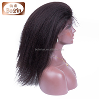 wholesale wig from china 180% density lace front wig cheap human hair long hair wig