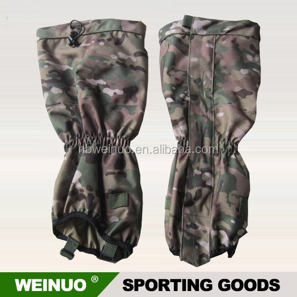 Airsoft military gaiters