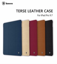 Baseus Terse Leather cover tablet Shockproof case for Apple iPad Pro 9.7 inch
