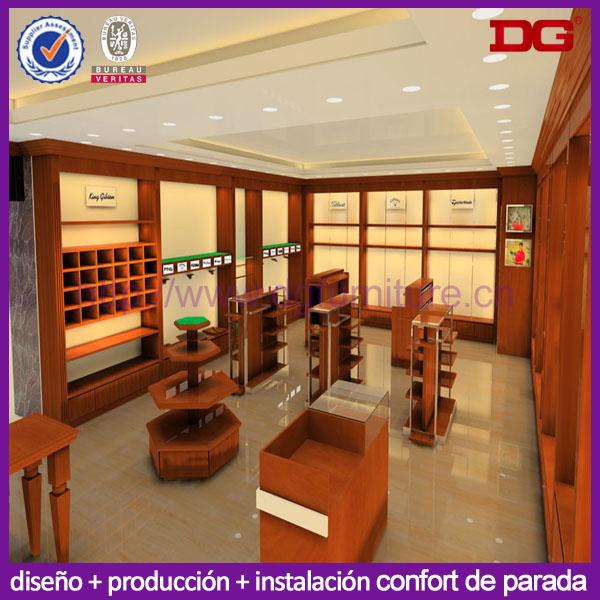 Nuevo dise o interior 3d material tienda de ropa al por for Disenos de tiendas de ropa modernas