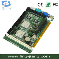 Industrial SBC-357/4M half-size card with onboard CPU ALi M6117C (SBC-357/4M )