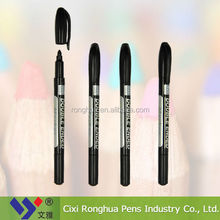 wholesale two tips non-toxic skin marker WY-161