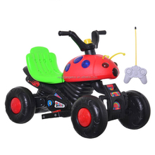 Hot Selling Three Wheels Four Wheels Beetle Children Toys Electric Motor