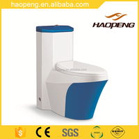 Types Of Water Closet/Colored One Piece Toilet