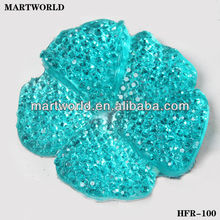 hotfix designs resin flowers for jewelry(HFR-100)