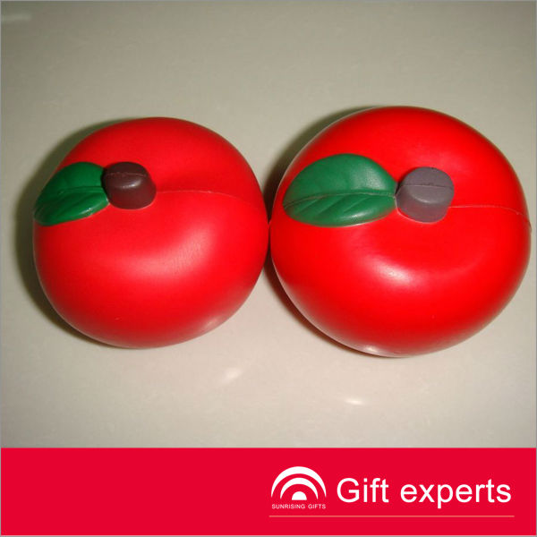 Most Popular Promotional Anti Stress Pear BALL