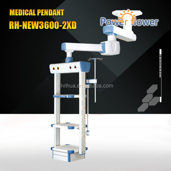CE,ISO 13485 FDA approved electrical arm pendant/medical equipment used in hospital/medical surgical pendants