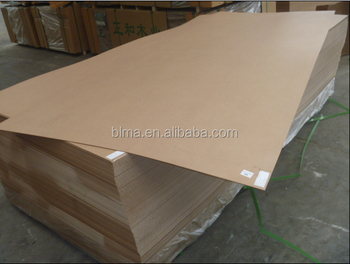 3.6mm melamine mdf factory