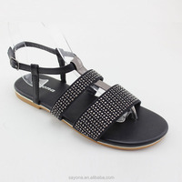Luxury Comfortable gladiator sandals for women