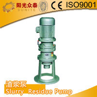 SUNITE AAC BLOCK making machine50000 cube meter- Slurry pump for AAC production line/hydraulic clay brick making machine