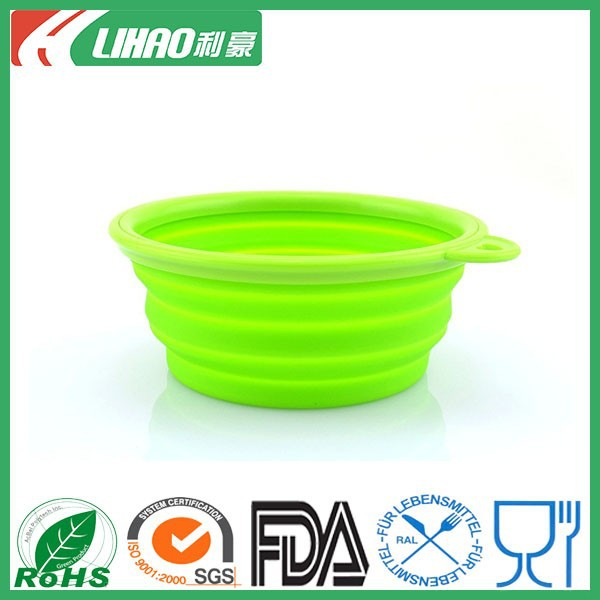 Pet Feeders Product Silicone slow feed dog bowls