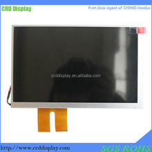 "Innolux 7"" AT070TN84 V.1 with 800*480 resolution high luminance 450nits tft lcd display module"