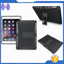 Manufacturer Wholesale PC Silicone Hybrid Case For Ipad Pro 9.7 Silicone Back Cover
