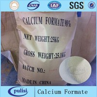 construction use 98% calcium formate powder for cement