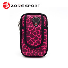 Wholesale Eco-Friendly Phone Holder Sports Arm Band Pouch Bag Waterproof Armband Case