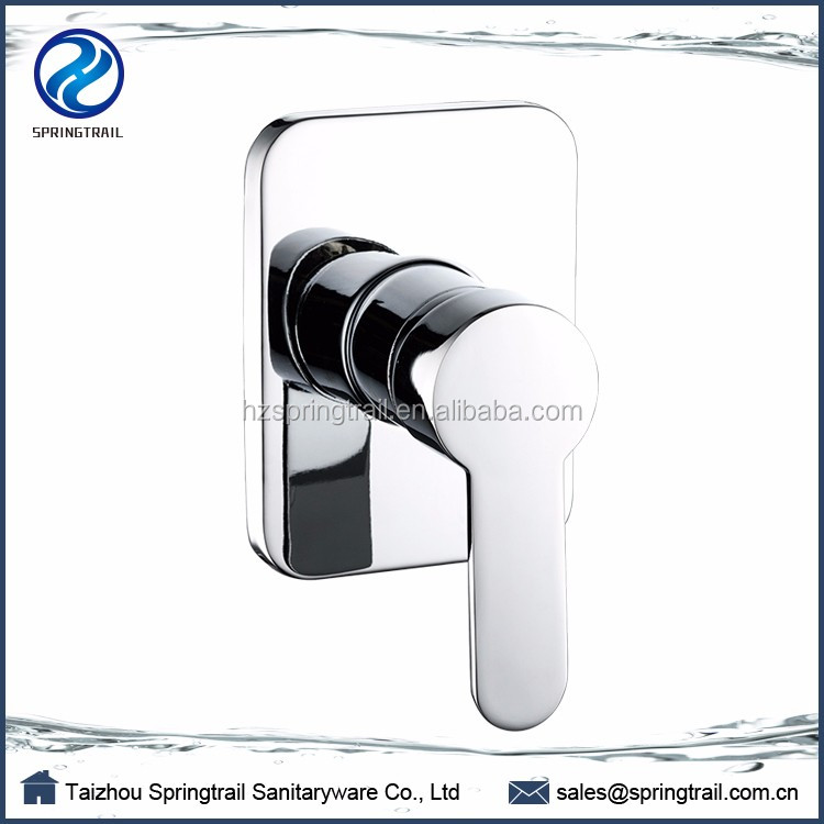 Bathroom Concealed Shower Faucet Control Valve