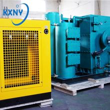 magnetic power open type genset syngas generator power plant for sale