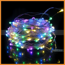 Wholesale Price Customzied Length Micro Led Copper Wire String Lights