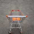 German style supermarket electric shopping carts
