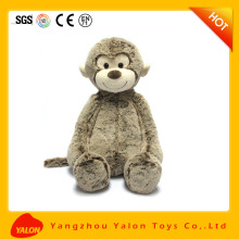 Musical plush baby stuffed cat plush monkey toyss