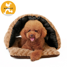 Slipper Plush Dog Beds Pet Products Wholesale Dog Kennels Manufacturers