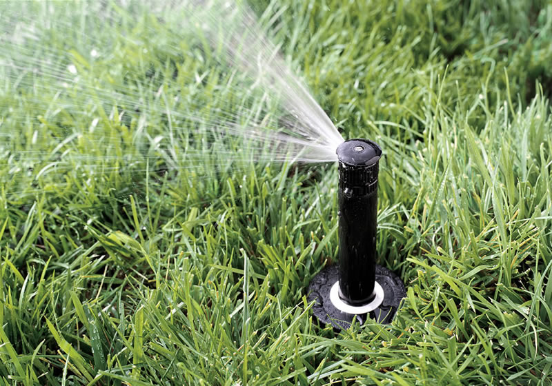 Lawn Water Irrigation Orbit Pop-up Sprinkler Heads