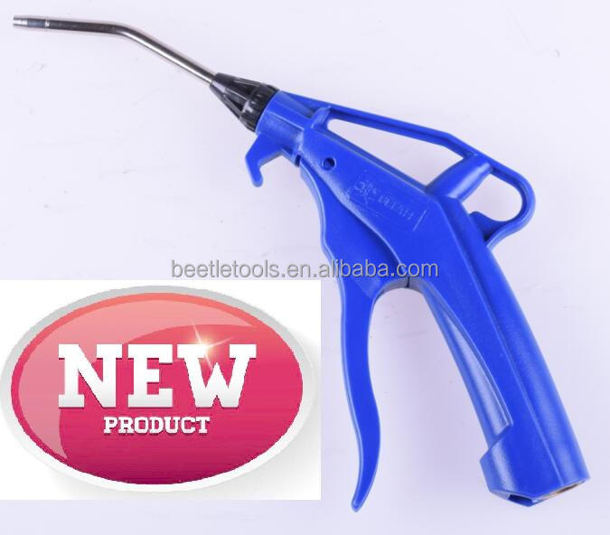 panted blue color Plastic Air Blow gun