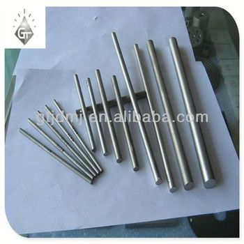 ground carbide bars