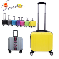 Colorful ABS+PC Trolley Carry on Luggage, Colorful Suitcase