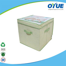 Manufacturers wholesale non-woven living box storage