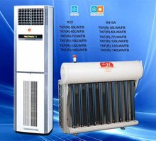 Hybrid Solar Air Conditioner floor standind type for living room