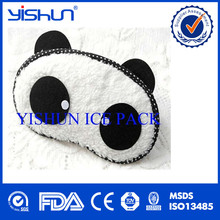 Reusable Clear PVC Gel Hot Cold Eye Pad