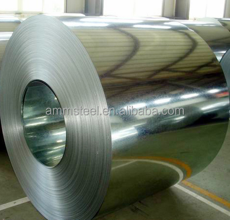 JISG3302 Galvanized structural steel coil thickness