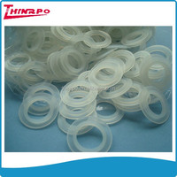 Custom silicone ring joint gasket Flat Rubber EPDM O Ring gasket