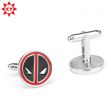 factory manufacture superman movie cufflinks for hero