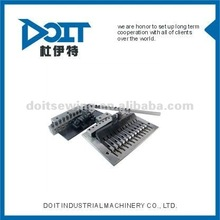 DT-VC008 1-4x12N VC008 Gauge Set Sewing Machine Spare Parts