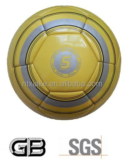 Seamless laminated soccer/Cheap soccer ball in bulk/Soccer ball for soccer game
