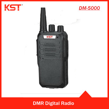 KST DM-5000 WITHOUT Display UHF400-470MHz DMR Digital radio