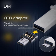 Super Mini USB Flash Disk U Disk OTG Converter Adapter For Android Phone /Tablet