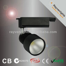 new cob light 15W led track light saa /c-tick approval