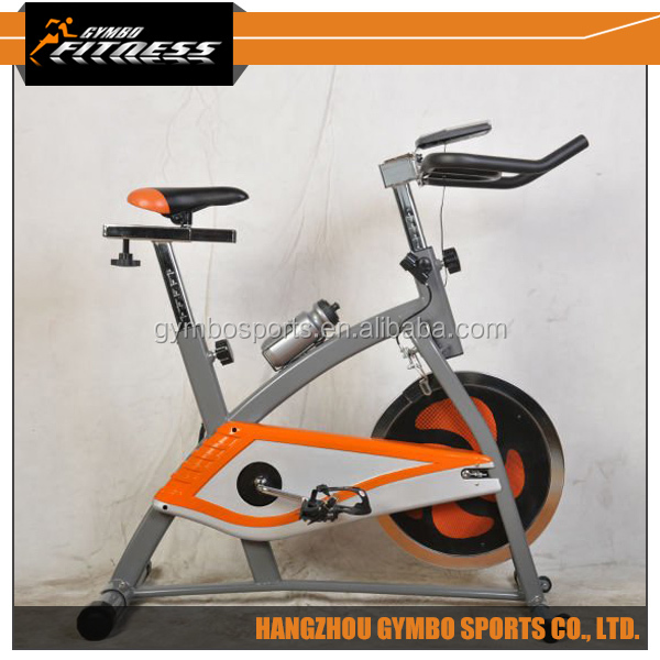GB3135 top quality adjustable home use fitness body spin bike 20kg flywheel