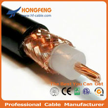 20 years manufacturer of high performance RG213 coaxial cable