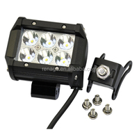 high brightness 18W LED work light bar off road heavy duty agriculture,marine