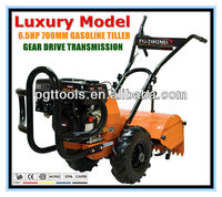 6.5HP Luxury Gasoline Power Tiller/cultivation Used Tractor Yanmar Compact Tractors With Price For Sale In Tanzania