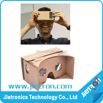 Brand new Valencia Quality 3d Vr Virtual Reality Glasses pro 3d shop for google cardboard