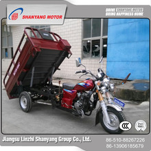 High quality cargo bike tricycle with 3 wheel truck cargo with closed box