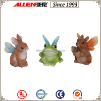 Wholesale china market mini garden animal antique home decoration items