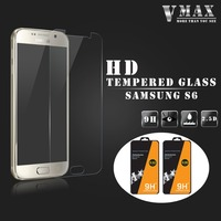Manufacturer Price LCD Mobile Phone Tempered Glass Screen Protector for Samsung Galaxy S6 OEM/ODM