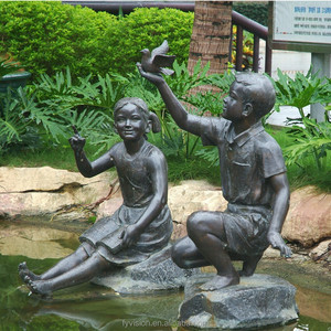 Merveilleux Garden Child Statue, Garden Child Statue Suppliers And Manufacturers At  Alibaba.com